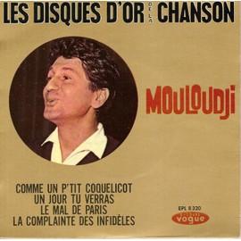 Comme Un P'tit Coquelicot - Marcel Mouloudji