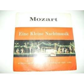 Mozart Eine Kleine Nachtmusik - Musical Arts Symphony Orchestra Of New York