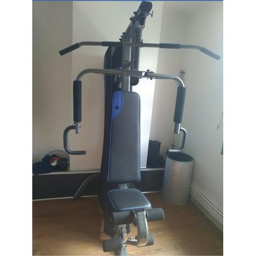 Musculation Fitness Domyos Banc Pas Cher Ou Doccasion Sur Rakuten