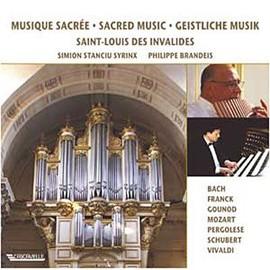 Musique Sacr�e Pour Fl�te De Pan Et Orgue � L'eglise Saint Louis Des Invalides - Collectif