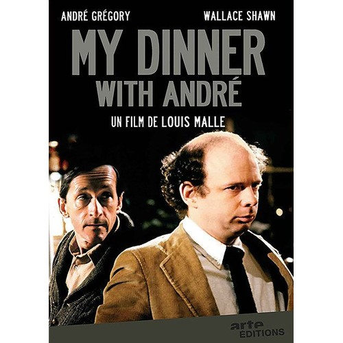 my dinner with andre essay You just kind of sit there with yourself and what like andre said it's like your dying it is a little murder of course you wouldn't be arrested for because well you're dead and it would kind of pointless to arrest a person that is dead.