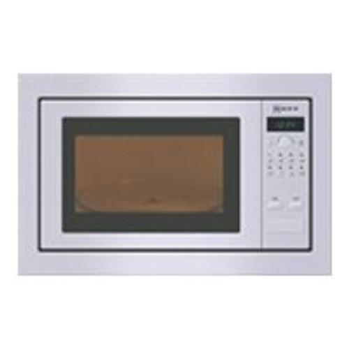 neff h 5640 a0 four micro ondes monofonction pas cher. Black Bedroom Furniture Sets. Home Design Ideas