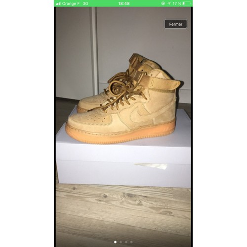 the best attitude 6c25e d544b nike air force one