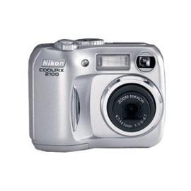 Nikon Coolpix 2100 Compact numérique 2 Mpixels Argenté