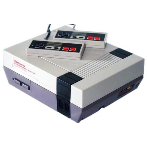 nintendo nes pas cher achat vente de consoles. Black Bedroom Furniture Sets. Home Design Ideas