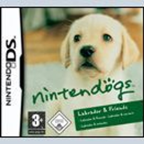 nintendogs labrador friends ensemble complet 1. Black Bedroom Furniture Sets. Home Design Ideas