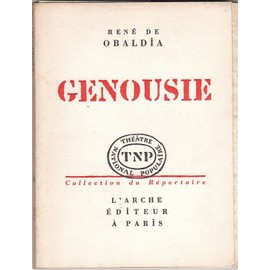 Genousie de René De Obaldia