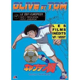 Olive Et Tom - Captain Tsubasa - Le D�fi Europ�en - Film 1 & 2