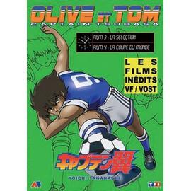 Olive Et Tom - Captain Tsubasa - Film 3 & 4