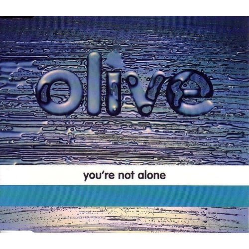 You Re Not In This Alone What Columbine: You\'re Not Alone De Olive En CD Maxi