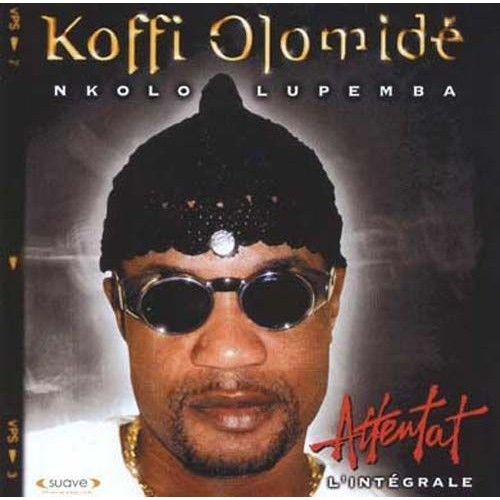 Attentat L'integrale - Koffi Olomidé: CD Album - PriceMinister