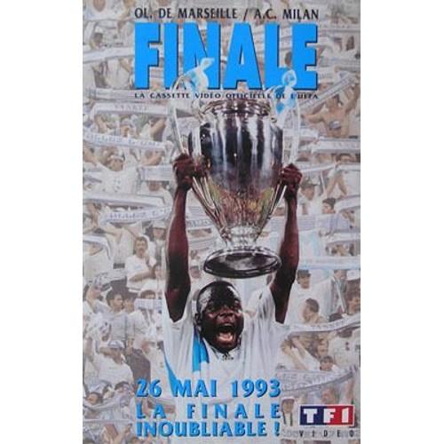 Olympique de marseille a c milan finale coupe d 39 europe - Coupe d europe 2000 finale ...