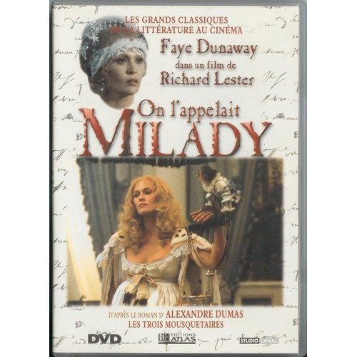 on lappelait milady