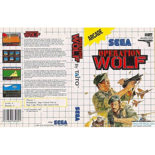 Achat Vente De Jeu Sega Master System