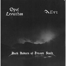 Opus Leviathan / Alluz. Split Cd. Dark Reborn Of Frozen Souls.