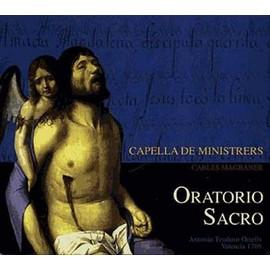 Oratorio Sacr� Pour La Passion Du Christ - Antonio Teodoro Ortells