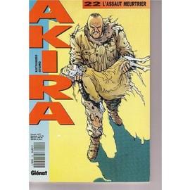 Akira. N�22 : L'assaut Meurtrier. de OTOMO KATSUHIRO.
