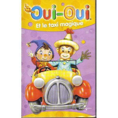 Oui oui et le taxi magique de guid blyton vhs rakuten - Oui oui et le train ...