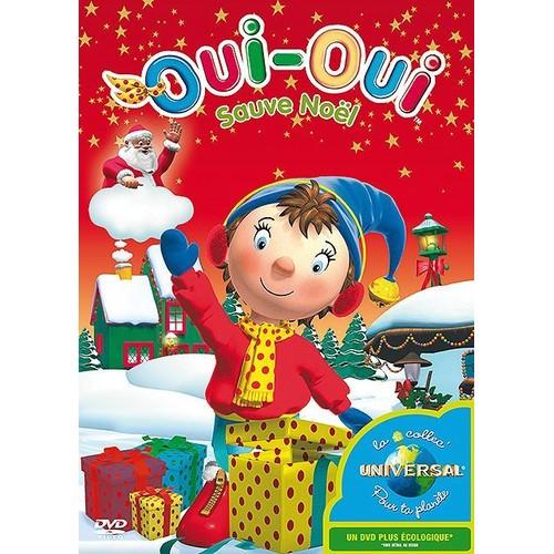 Oui oui sauve no l dvd livre dvd zone 2 rakuten - Oui oui pere noel ...