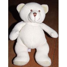 comment tricoter un ours en peluche