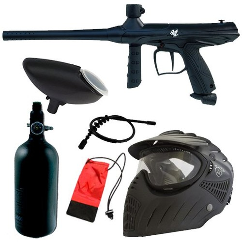 pack lanceur paintball