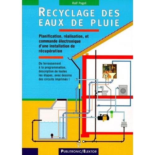 recyclage des eaux de pluie planification r alisation. Black Bedroom Furniture Sets. Home Design Ideas