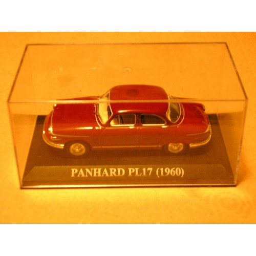 panhard pl 17 echelle 1 43 eme 1960 neuf et d 39 occasion sur rakuten. Black Bedroom Furniture Sets. Home Design Ideas