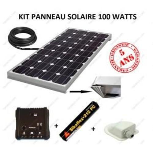 panneaux solaire pour camping car pas cher ou d 39 occasion sur priceminister rakuten. Black Bedroom Furniture Sets. Home Design Ideas