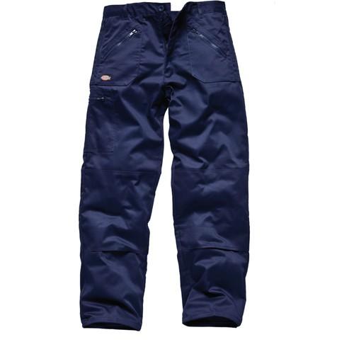 pantalon bleu travail