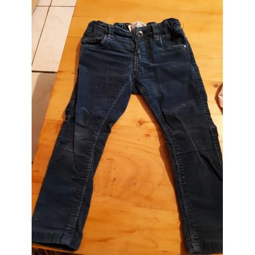 Pantalon Enfant en Velours taille 2 ans Achat 6b458684facf3