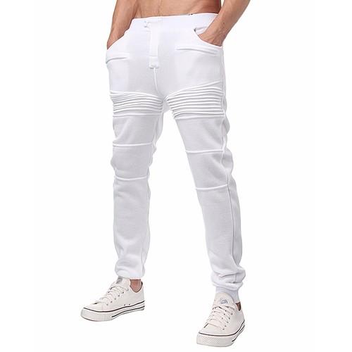pantalon jogging blanc achat et vente neuf d 39 occasion sur priceminister rakuten. Black Bedroom Furniture Sets. Home Design Ideas