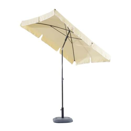 Parasol rectangulaire inclinable bois - Parasol rectangulaire inclinable castorama ...