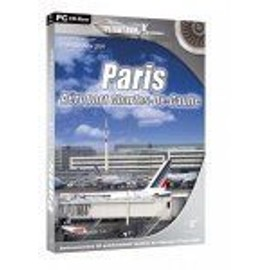 Paris A�roport Charles De Gaulle Extension Flight Simulator 2004