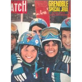 Paris Match N�983 De 1968