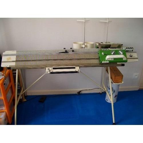 tricoter a la machine passap