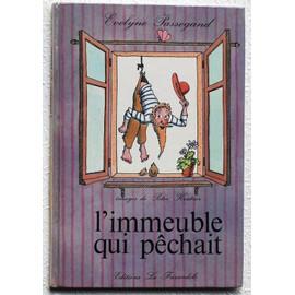 Vos lectures de jeunesse Passegand-Evelyne-L-Immeuble-Qui-Pechait-Livre-835994989_ML