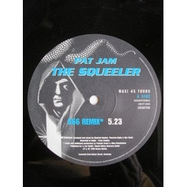 The Squeeler (Remix) 1998 Allemagne - Pat Jam