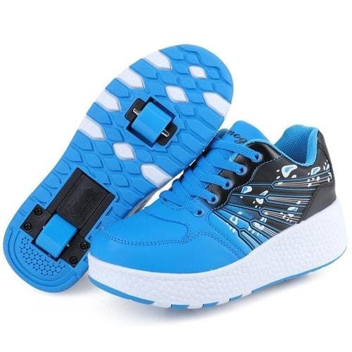 Patin roulette enfant pas cher ou d 39 occasion sur priceminister rakuten - Patin antiderapant chaussure ...