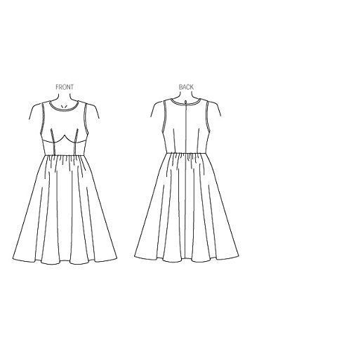 b6417433193 patron couture robe tailles pas cher ou d occasion sur Rakuten