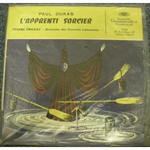Orchestre Des Concerts Lamoureux - Georges Bizet - Leo Delibes-Coppélia Georges Bizet-L'Arlésienne