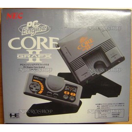 Pc Engine Core Grafx Ii - Console - Jap