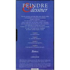 Peindre Et Dessiner - Volume 1 - M�thode Progresive de Larousse