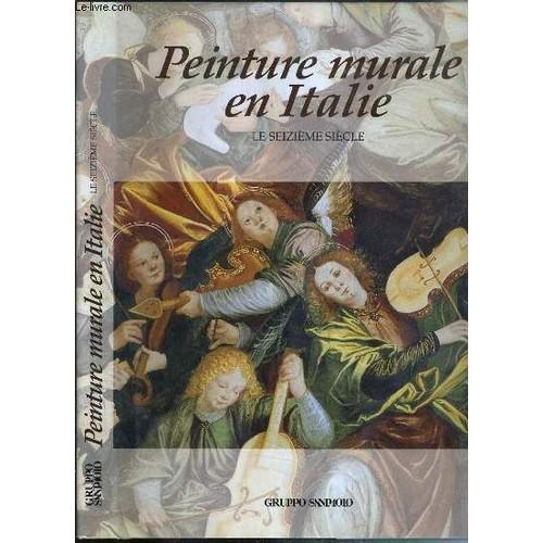 Peinture Murale Italie Sanpaolo Pas Cher Ou D Occasion Sur