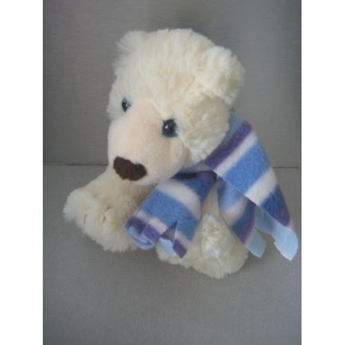 peluche doudou ours polaire bleu pas cher ou d occasion sur Rakuten 6e5051f888a