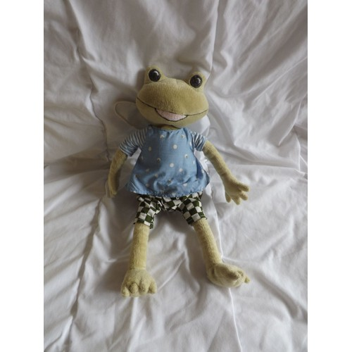 Populaire Peluche Grenouille Achat, Vente Neuf & d'Occasion - PriceMinister  QV79