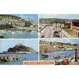 Penzance , 2 Post Card , 1970