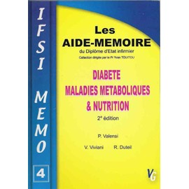 Diabete Et Maladies Metaboliques - 2�me �dition de L�on Perlemuter