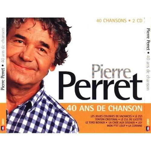 40 ans de chanson pierre perret cd album - Donnez nous des jardins pierre perret ...