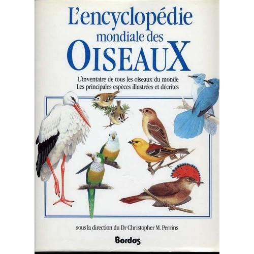 encyclopedie oiseaux