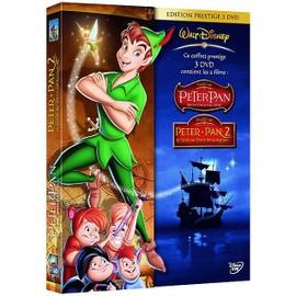 Peter Pan + Peter Pan 2, Retour Au Pays Imaginaire - �dition Prestige de Hamilton Luske